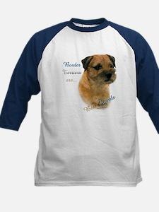Border Terrier Best Friend1 Tee