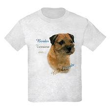 Border Terrier Best Friend1 T-Shirt
