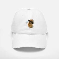Border Terrier Best Friend1 Baseball Baseball Cap