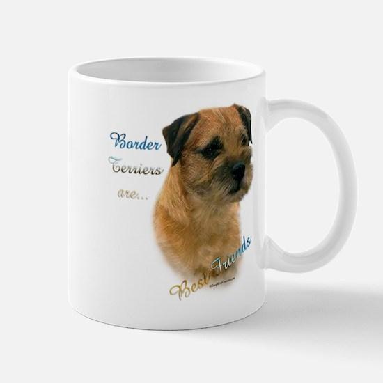 Border Terrier Best Friend1 Mug