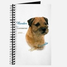 Border Terrier Best Friend1 Journal