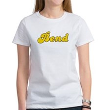 Retro Bend (Gold) Tee