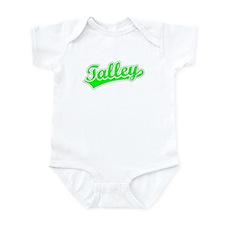 Retro Talley (Green) Infant Bodysuit