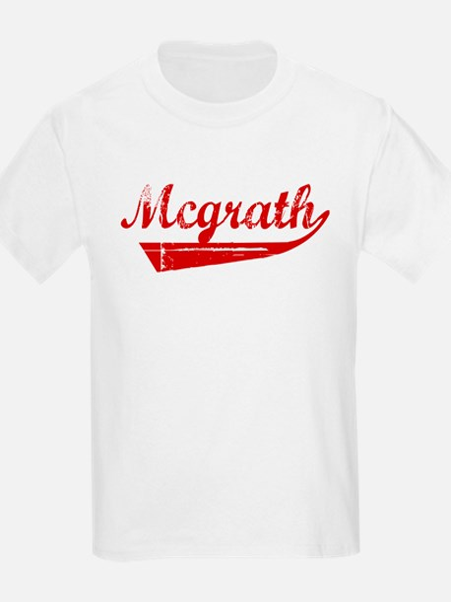 Mcgrath (red vintage) T-Shirt