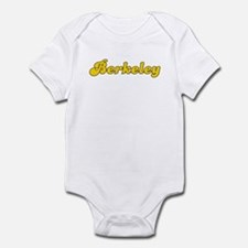 Retro Berkeley (Gold) Infant Bodysuit