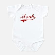Monk (red vintage) Infant Bodysuit