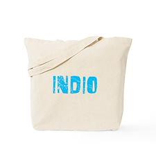 Indio Faded (Blue) Tote Bag