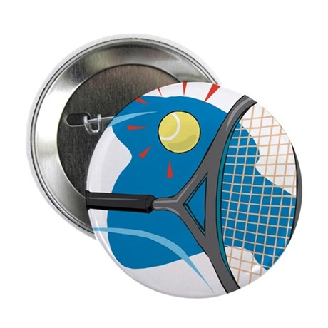 "Tennis 2.25"" Button (10 pack)"