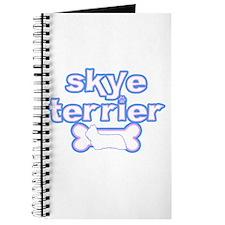 Powderpuff Skye Terrier Journal
