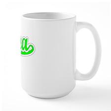 Retro Taniya (Green) Mug