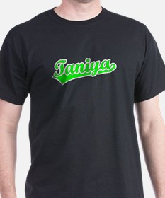 Retro Taniya (Green) T-Shirt