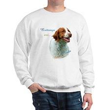 Brittany Best Friend1 Sweatshirt