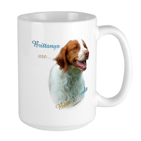 Brittany Best Friend1 Large Mug