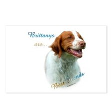 Brittany Best Friend1 Postcards (Package of 8)