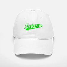 Retro Tatum (Green) Baseball Baseball Cap