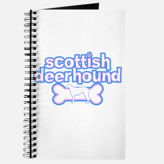 Powderpuff Scottish Deerhound Journal
