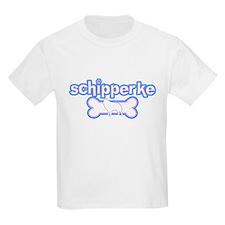 Powderpuff Schipperke T-Shirt