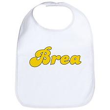 Retro Brea (Gold) Bib