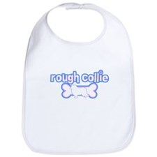 Powderpuff Rough Collie Bib