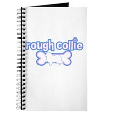Powderpuff Rough Collie Journal