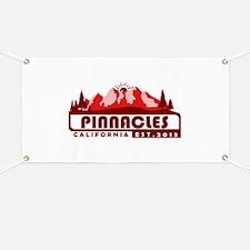 Pinnacles - California Banner