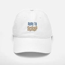 Born to Scrap Crafts Hat