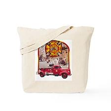NYFD Tote Bag