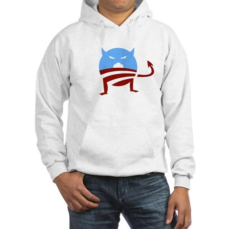 ObamaMonster Hooded Sweatshirt