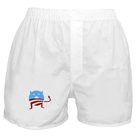 ObamaMonster Boxer Shorts