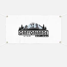 Canyonlands - Utah Banner