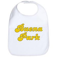 Retro Buena Park (Gold) Bib