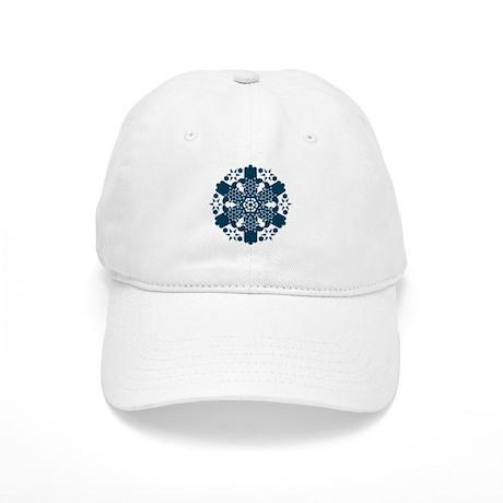 Arabesque Circle Cap