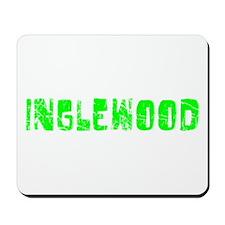 Inglewood Faded (Green) Mousepad
