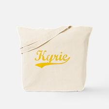 Vintage Kyrie (Orange) Tote Bag