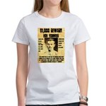 Bob Younger Reward Women's T-Shirt