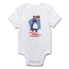 Gouda Cheese Infant Bodysuit