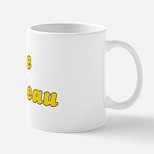 Retro Cape Girardeau (Gold) Mug
