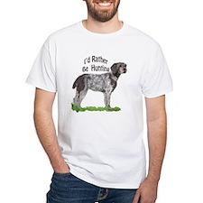 hunting german wirehair Shirt