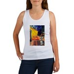 Cafe / Schnauzer (#8) Women's Tank Top
