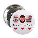 Peace Love Curl Curling 2.25
