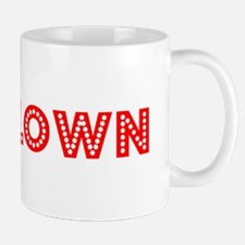 Retro Assclown (Red) Mug