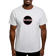 Brooklynn - Pink Circle T-Shirt