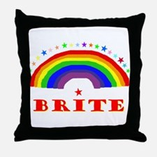 Brite Throw Pillow