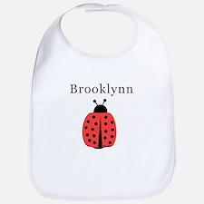 Brooklynn - Ladybug Bib