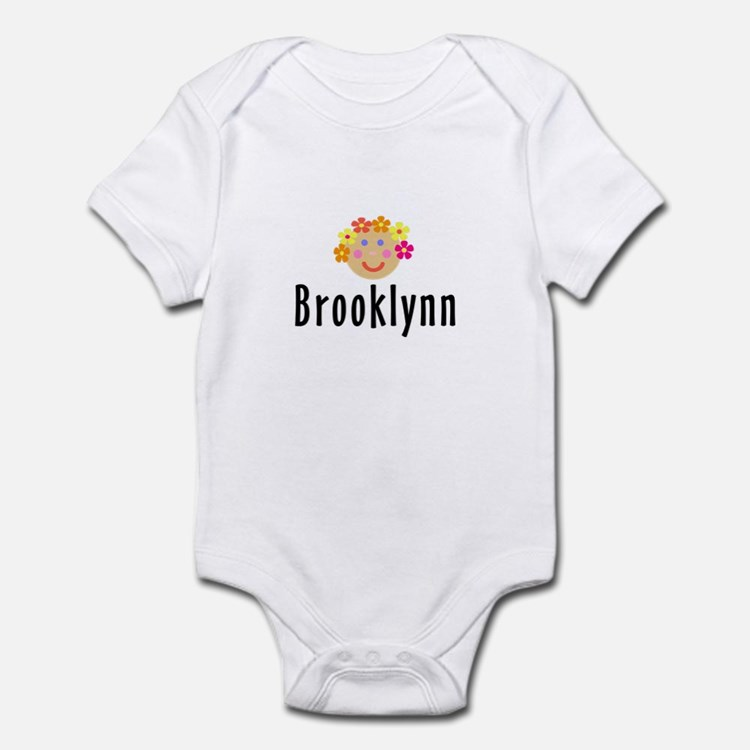 Brooklynn - Flowergirl Infant Bodysuit