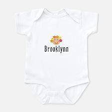 Brooklynn - Flowergirl Onesie