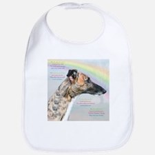 Rainbow Bridge Bib