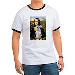 Mona Lisa/Schnauzer (#2) Ringer T