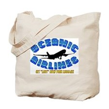 Oceanic Airlines: GET LOST WITH YOUR LUGGAGE Tote
