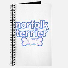 Powderpuff Norfolk Terrier Journal